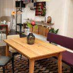 Holztisch fürs Esszimmer vom Raumwerk Baumann bei München